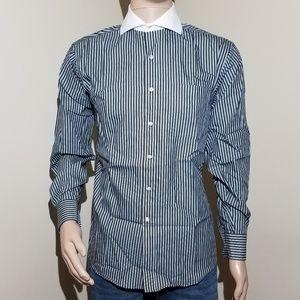 TOMMY HILFIGER Mens 15.5 Premium Dress Shirt
